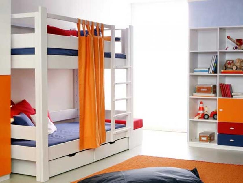 Декорируем детскую комнату