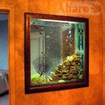 Встроенные аквариумы