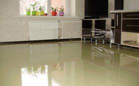 Какой выбрать пол для кухни: полезные советы