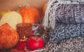 Как добавить в интерьер уют: 4 идеи осеннего декора
