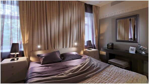 Дизайн и интерьер спальни: идеи, стили