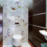 Лучшие способы отделки туалета