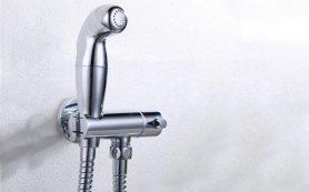 Гигиенический душ из смесителя