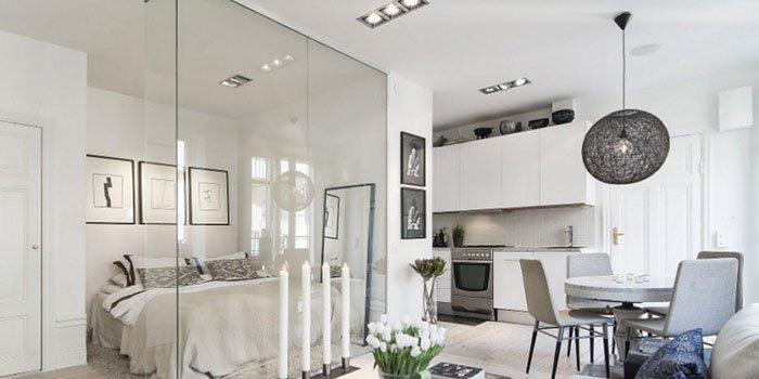 Три предмета, которые нужны в малогабаритной квартире