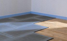 Как положить плитку на деревянный пол своими руками