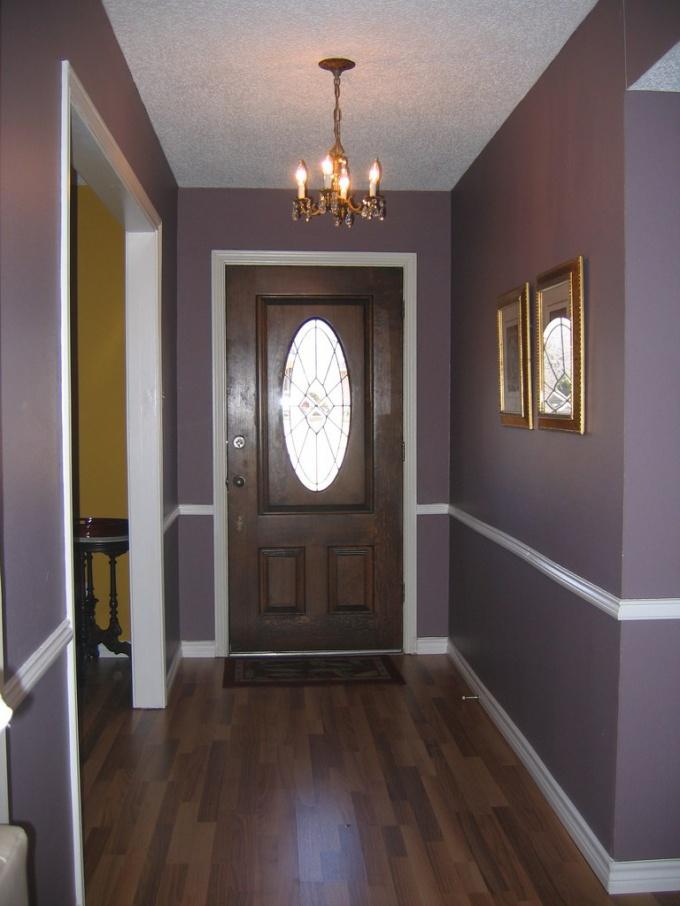 Как подобрать цвет двери и ламината