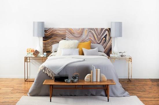 Измените вашу спальню