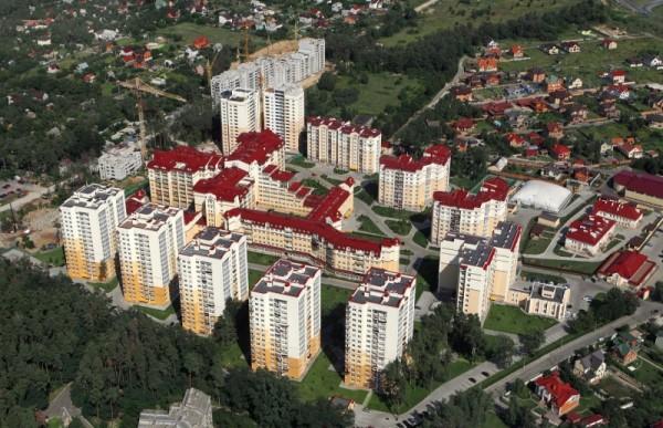 Особенности жилья в ЖК «Чайка»