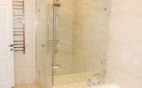 Ванна или душевая кабина? Не надо выбирать — поместится все!