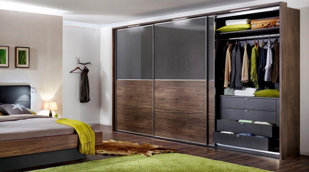Шкаф-купе: модный выбор