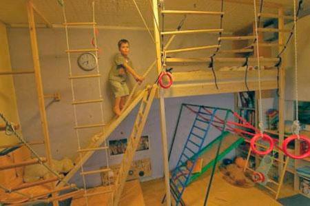 Детская комната как развивающая среда
