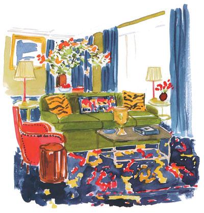 Как выбрать диван и вписать его в интерьер