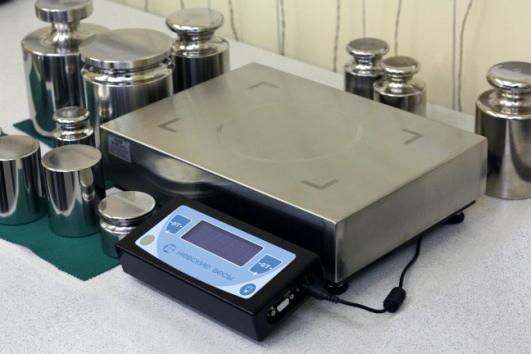 Лабораторные электронные модели весов