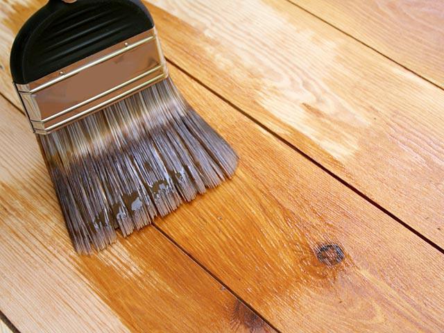 Масло для дерева для внутренних работ: особенности прменения