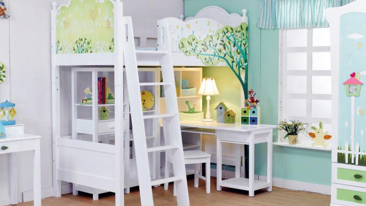 Как оборудовать комнату для первоклассника?