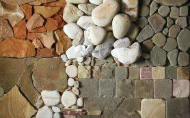 Камень в дизайне интерьера