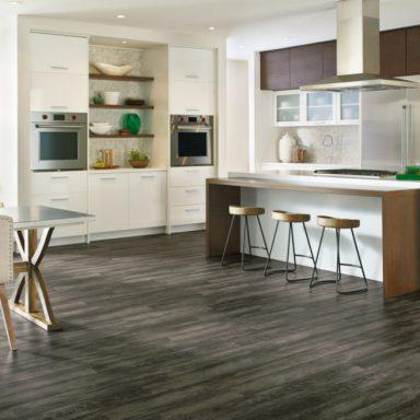 Какой пол лучше на кухне: обзор материалов и дизайн