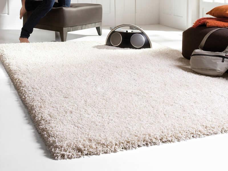 Как правильно ухаживать за белым ковром