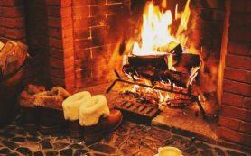 Камин — очаг уюта и семейных традиций