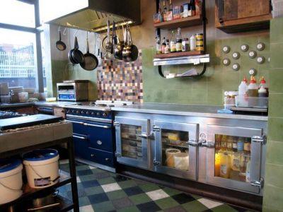 Интерьер кухни: стили и тенденции 2018 года
