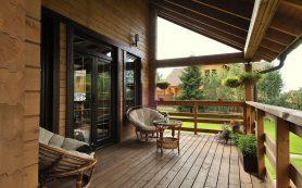 Как превратить обычный балкон в райский садик?