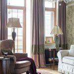 Интерьер квартиры в английском стиле: цветочные принты и женственное ретро