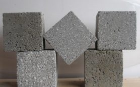 Строительный материал бетон