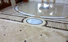 Реставрация и шлифовка мраморных покрытий