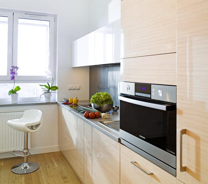 Как выбрать технику для маленькой кухни?