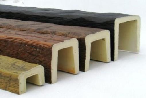 Древесина для производства фальш балок на потолок