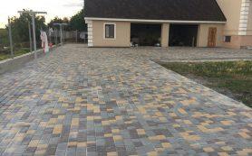 Что надо знать о тротуарной плитке?