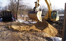 Качественные земляные работы в СПБ