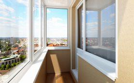 Ремонт и отделка балконов в Москве