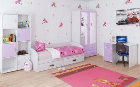 Дизайн деской комнаты для девочки подростка