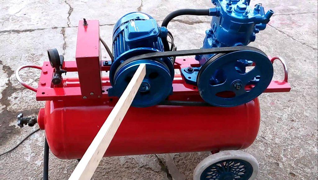 Агрегат для сжатия газов — компрессорное устройство