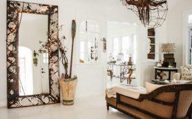 Зеркала как часть декора
