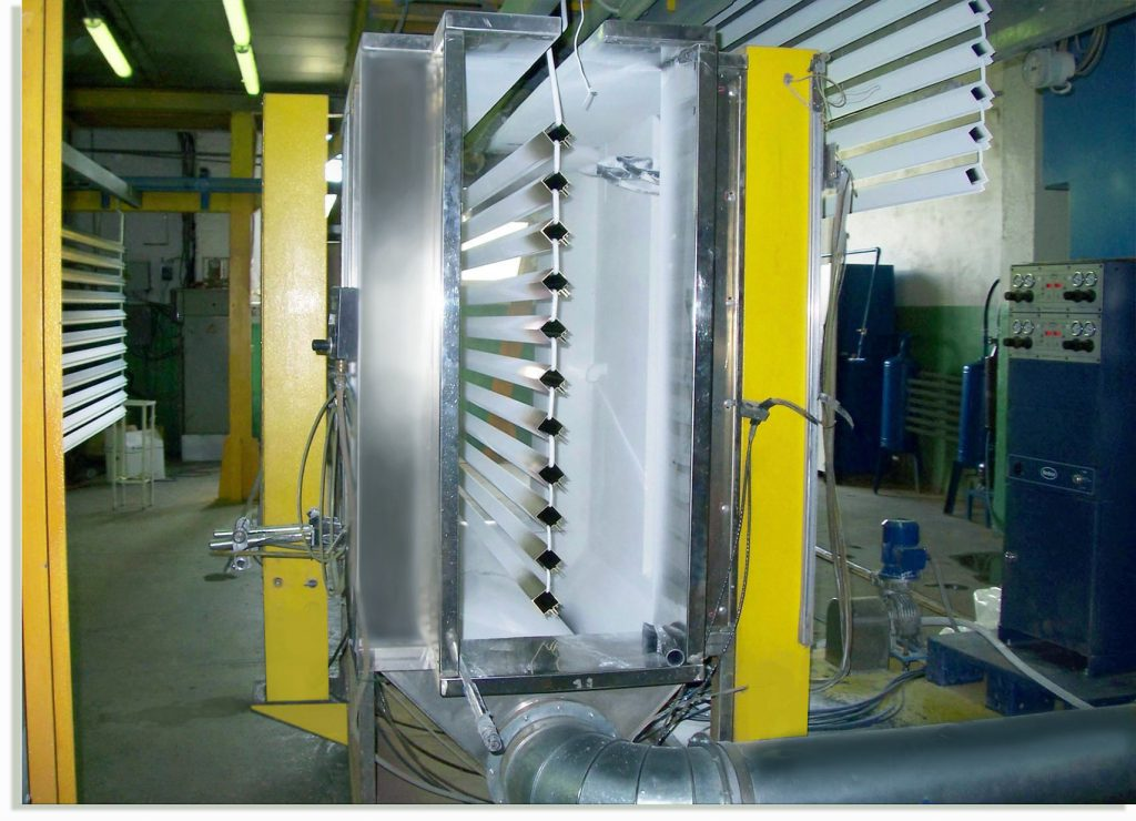 Полимерное покрытие для металлоконструкций — безопасность и экологичность.