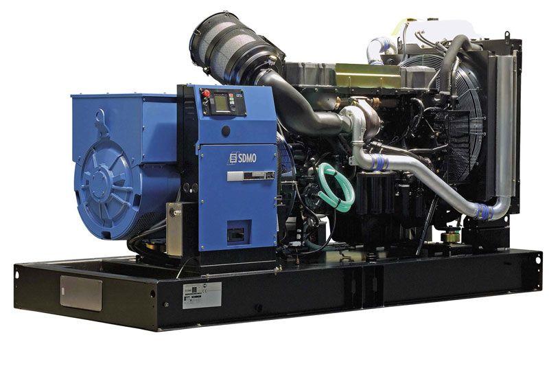 Дизельные электростанции на 300 кВт