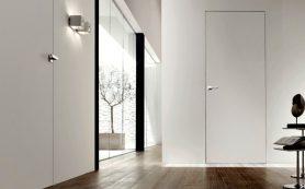 Межкомнатные двери скрытого монтажа