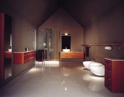 Стильные решения для ванной комнаты