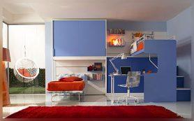 Спальня для мальчика – особенности оформления