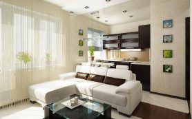 Правильное использование пространства в маленькой квартире