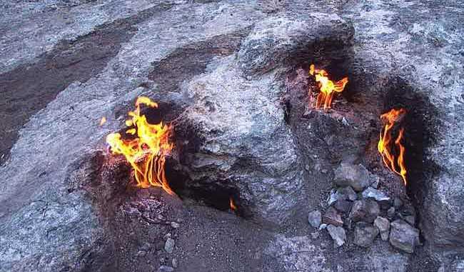 Подземный огонь Химеры. Сказки или реальность?