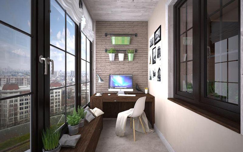 Теплое остекление — комфорт и уют  балконов и лоджий