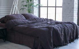 Спальня в черном цвете — креативно или мрачно?