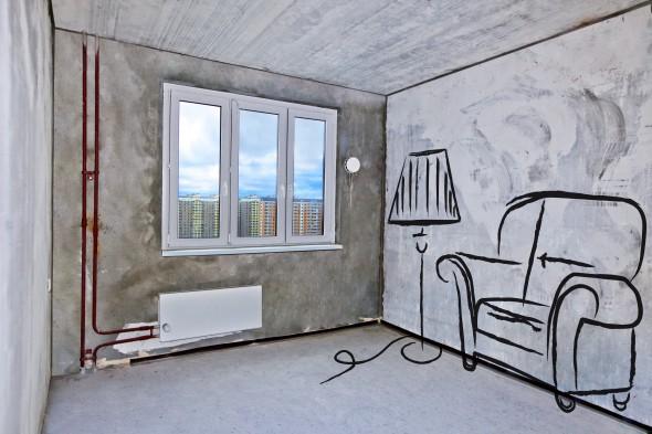Какую квартиру приобрести – черновую или с отделкой?