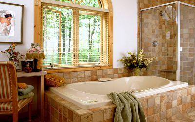Реставрация ванной комнаты