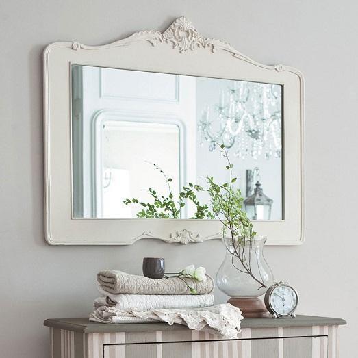 Необычное использование зеркал в интерьере