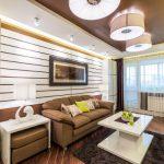 Ремонт комнаты – чем выгодны тканевые потолки