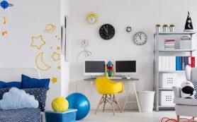 Как обустроить детскую комнату для мальчика?